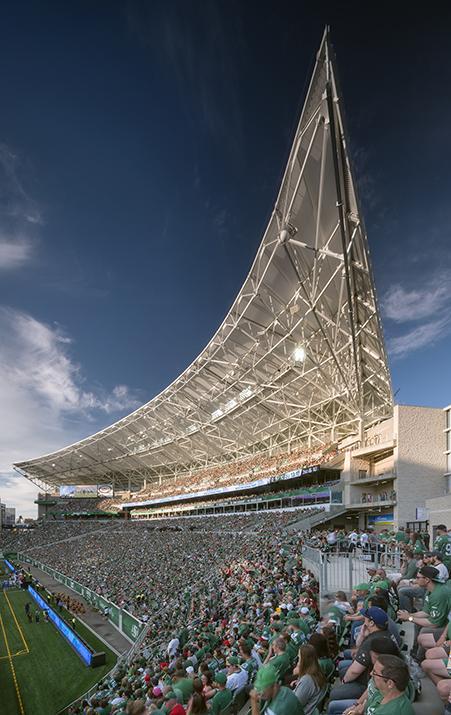 Walter P Moore - Mosaic Stadium