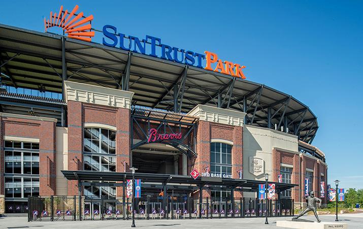 SunTrust Park - Walter P Moore - Atlanta, GA