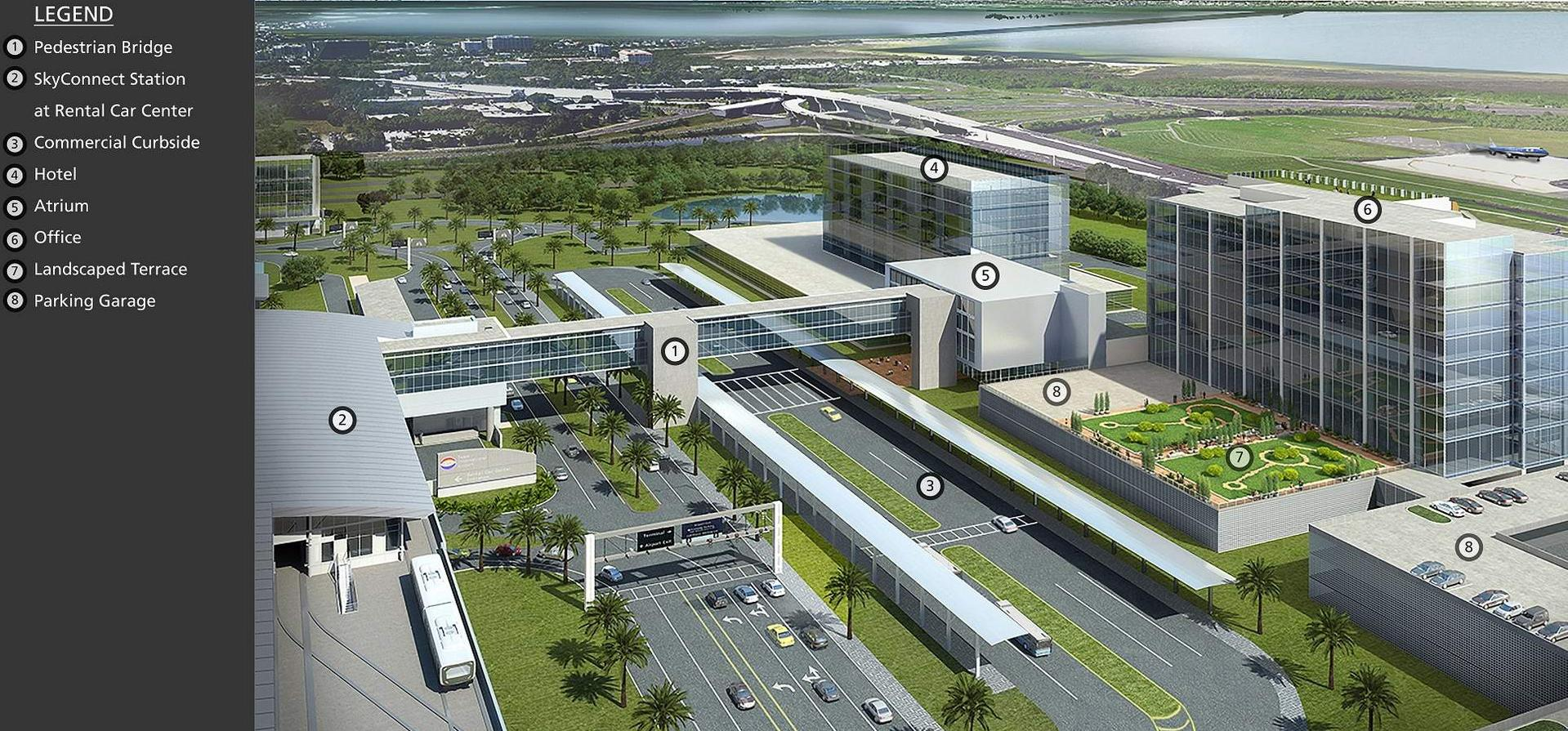 Tampa Int'l Airport Phase 2