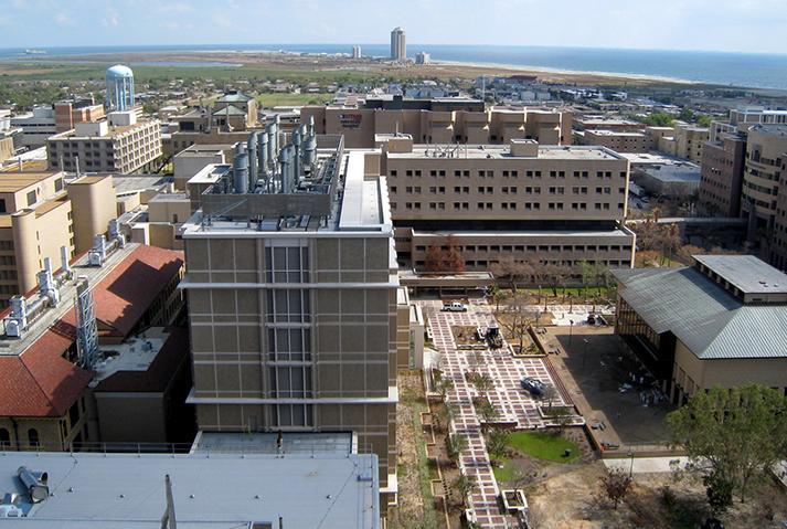 UTMB Galveston Campus