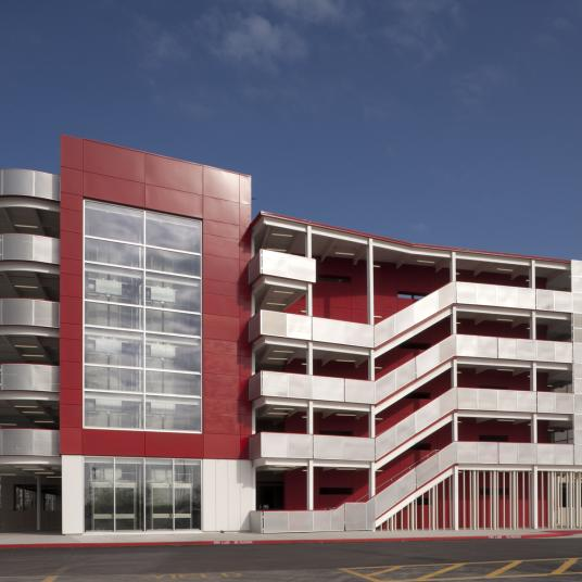 University of Houston East Garage