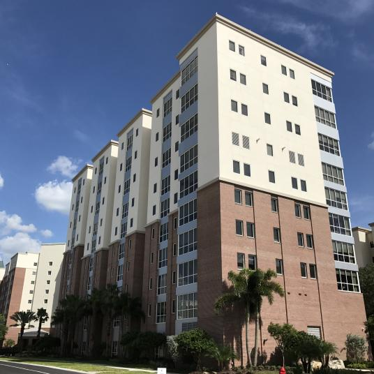 University of Tampa Palms Apartments