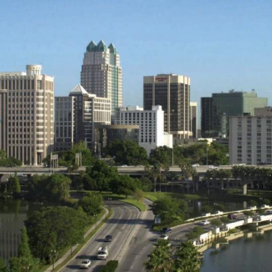 City of Orlando 15 Year Parking Master Plan