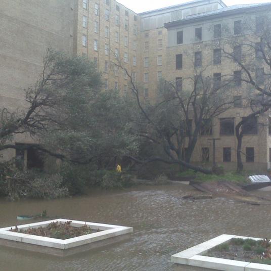 Campus-Wide Flood Mitigation Program Management and Design