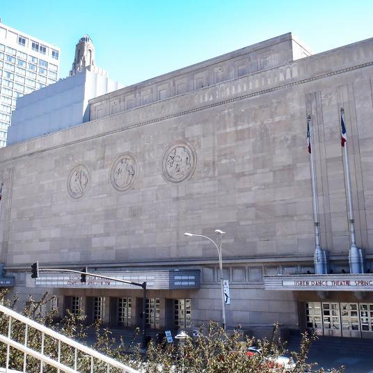 Municipal Auditorium Exterior Restoration