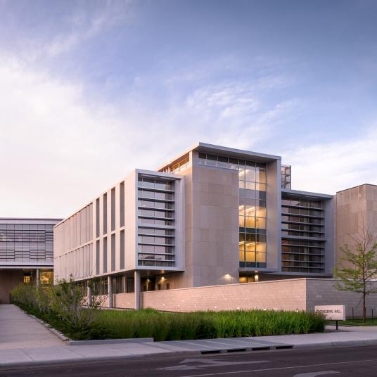 K-State Engineering Building Phase IV