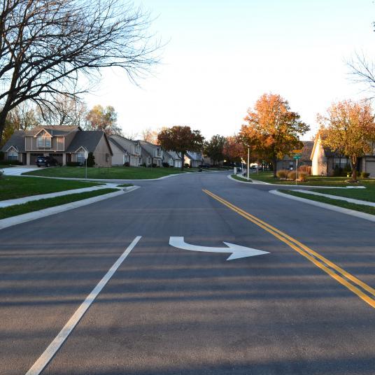 2015 Neighborhood Streets Reconstruction Program